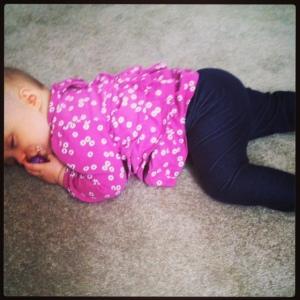 sophia sleeps