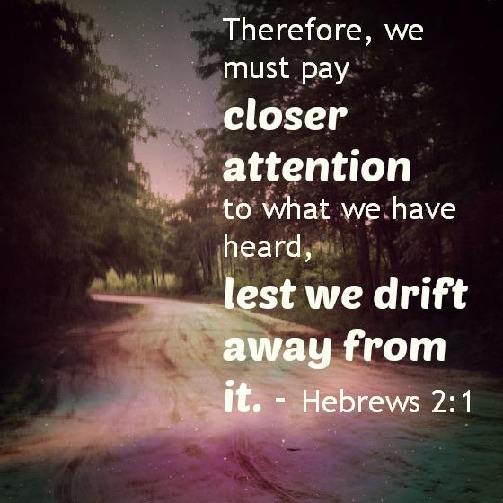 hebrews 2 1